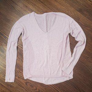 lululemon athletica Pink Sweater